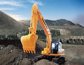 液压挖掘机/LG6245E