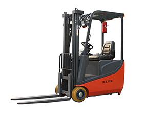 仓储叉车/全电动平衡重堆高车(座驾式)