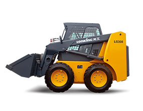 滑移装载机/LG308
