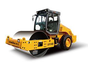 机械驱动单钢轮振动压路机/LG514B2/LG516B