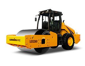 機械驅動單鋼輪振動壓路機/LG523A9/LG523B9